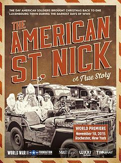 american st. nick poster